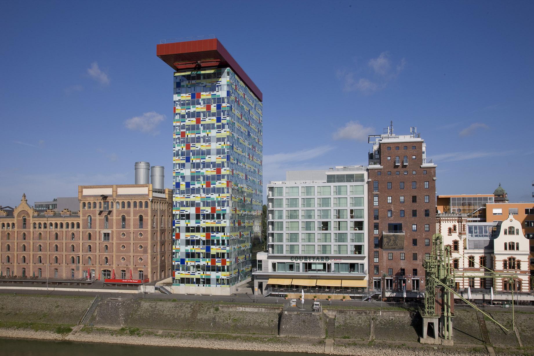 Bekjent Dusseldorf Hafen