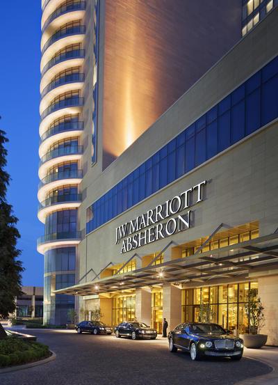 Das neue JW Marriott Absheron Baku
