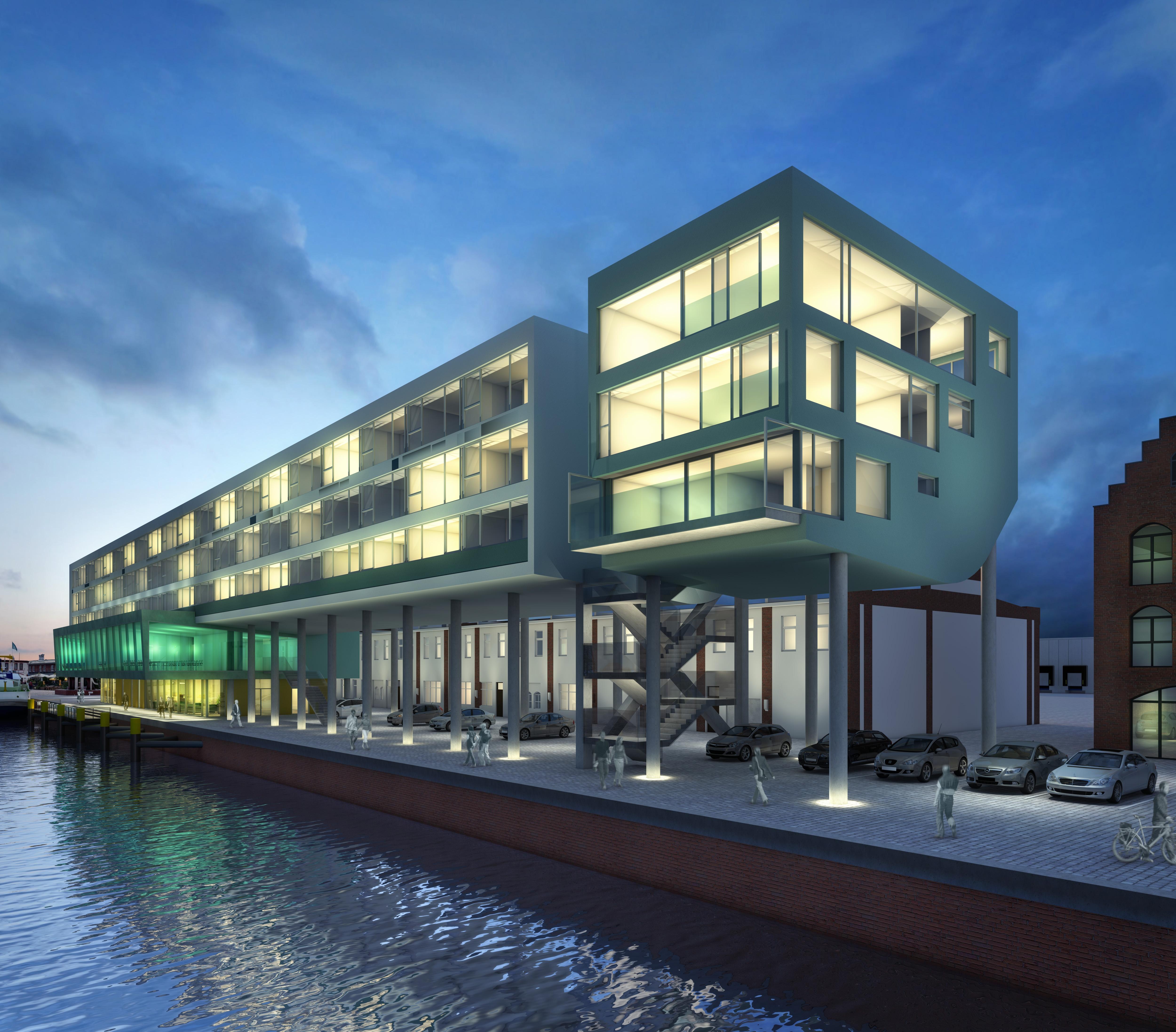 Best Western Hotel Bremerhaven: Eröffnung ist im April 2013
