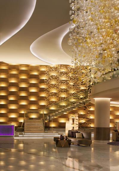 Lobby im JW Marriott Absheron Baku