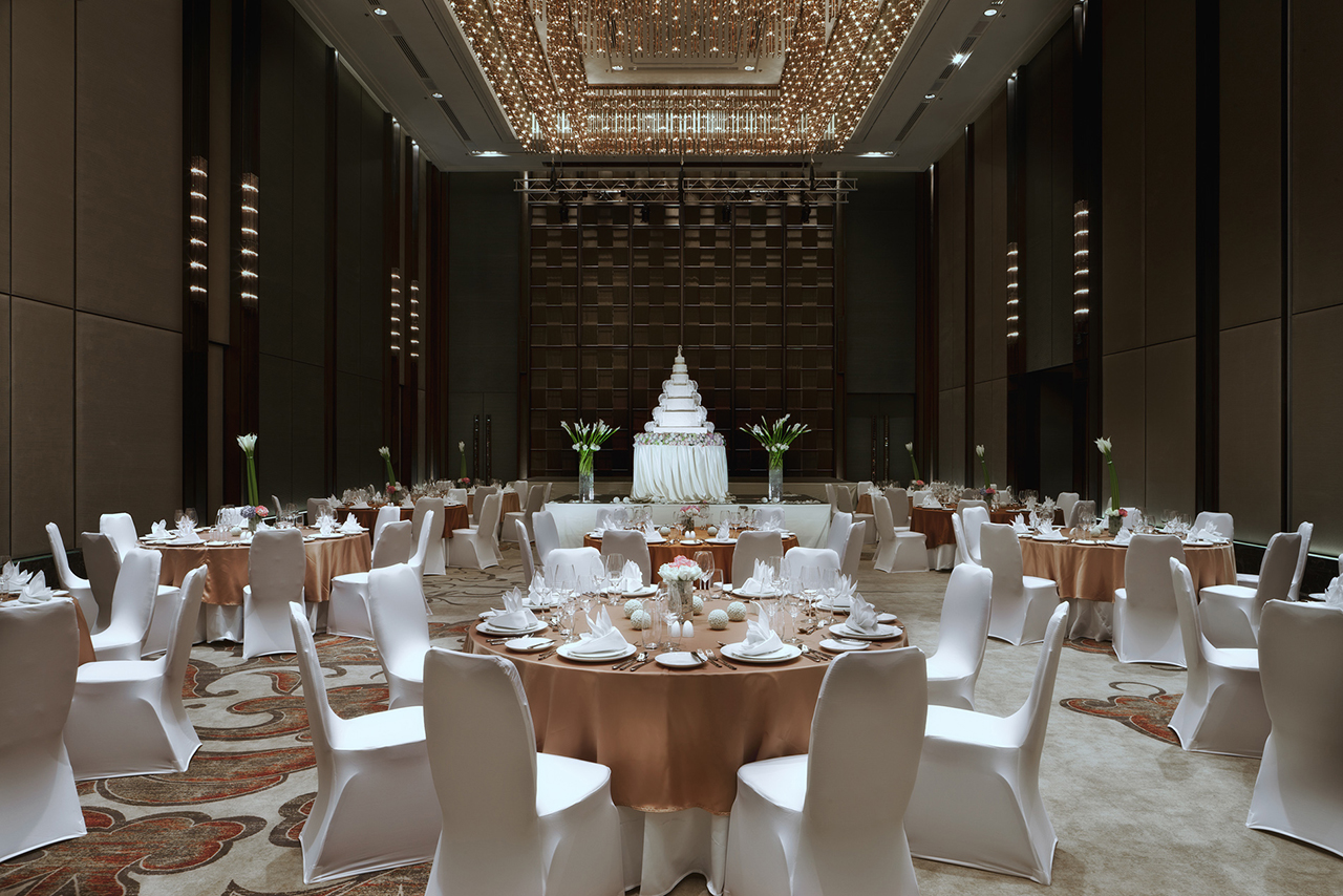 Hotel Okura Prestige Bangkok - Grand Ball Room