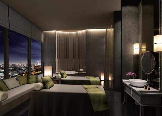 Hotel Okura Prestige Bangkok - Spa