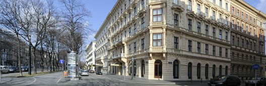 Palais am Schubertring in Bestlage in Wien wird zum Ritz-Carlton Hotel