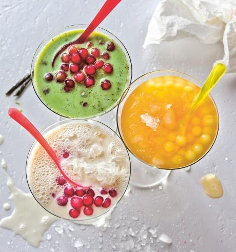 Bubble Teas: Zuviel Zucker, gefährliche synthetische Azofarbstoffe, ynthetischen Fantasiearomen