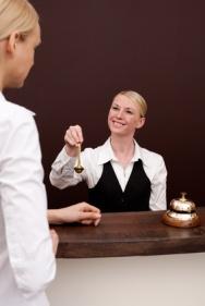 Check-in im Luxushotel: Ihr Auftritt auf der großen Bühne