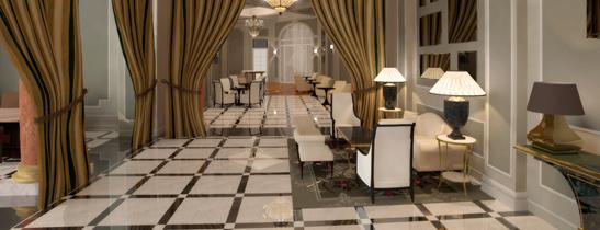 100 Jahre jung und im neuen Gewand: Hotel Maria Cristina in San Sebastian