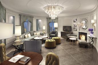 Suite im Hotel Maria Cristina