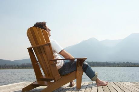 Entspannen bei perfekter Aussicht (Foto: Bayern Tourismus)
