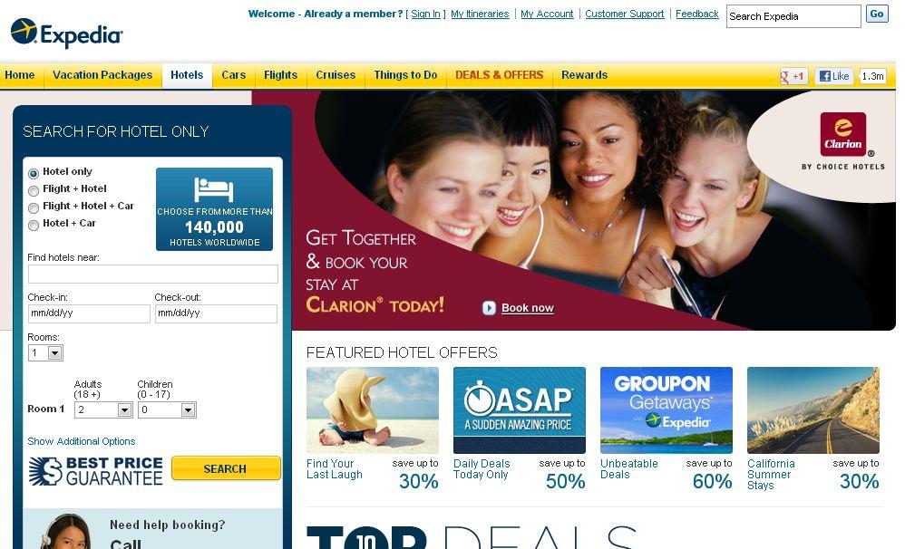 Klage: Preisabsprachen von mächtigen OTA wie Expedia und US-Hotelkonzernen?