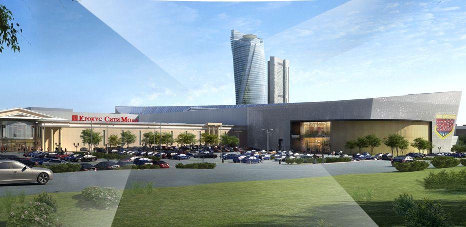 1000 Zimmer: Weltgrößtes Holiday Inn Hotel wird 2014 in Moskau eröffnet