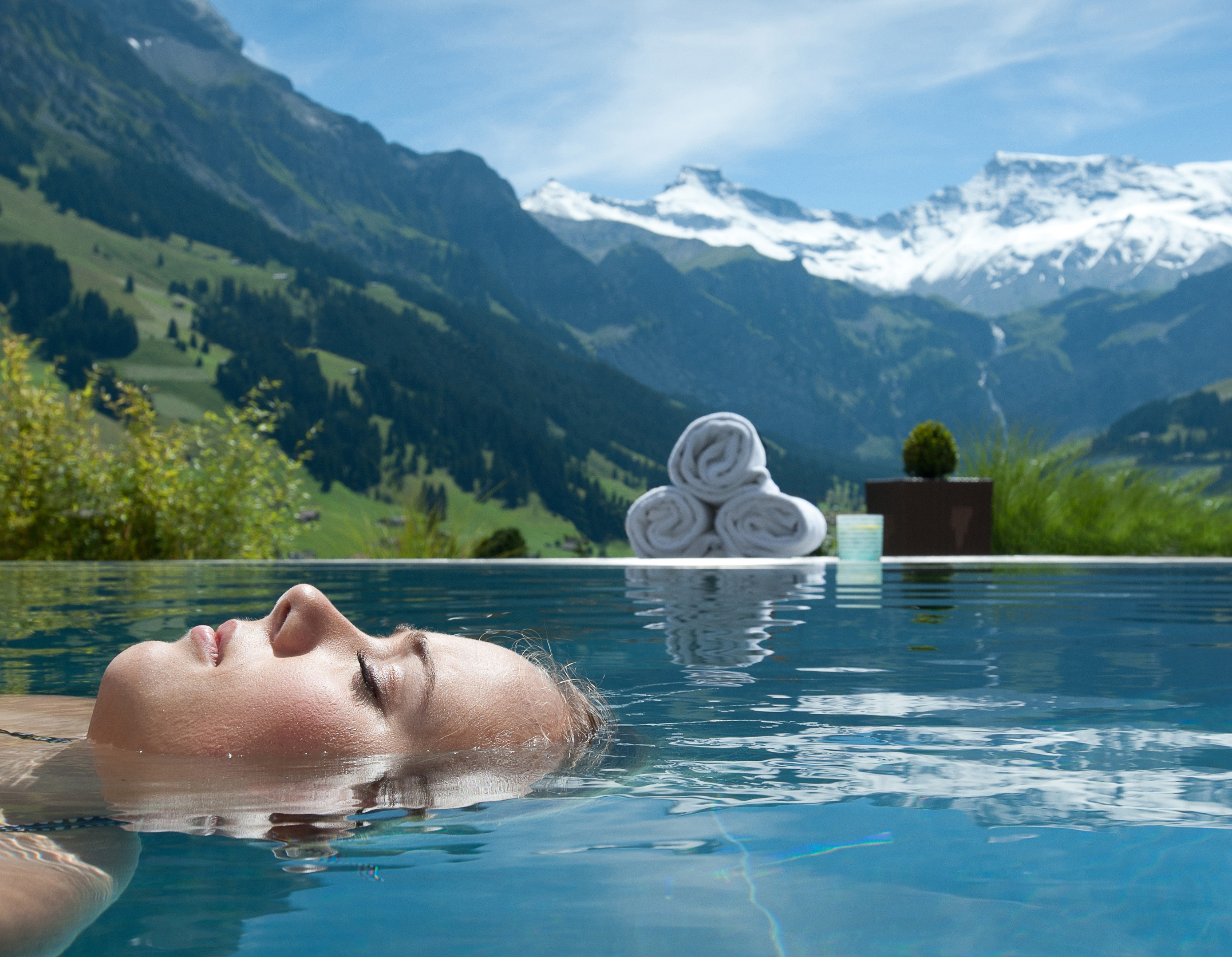 Hotel The Cambrian - Adelboden, Schweiz