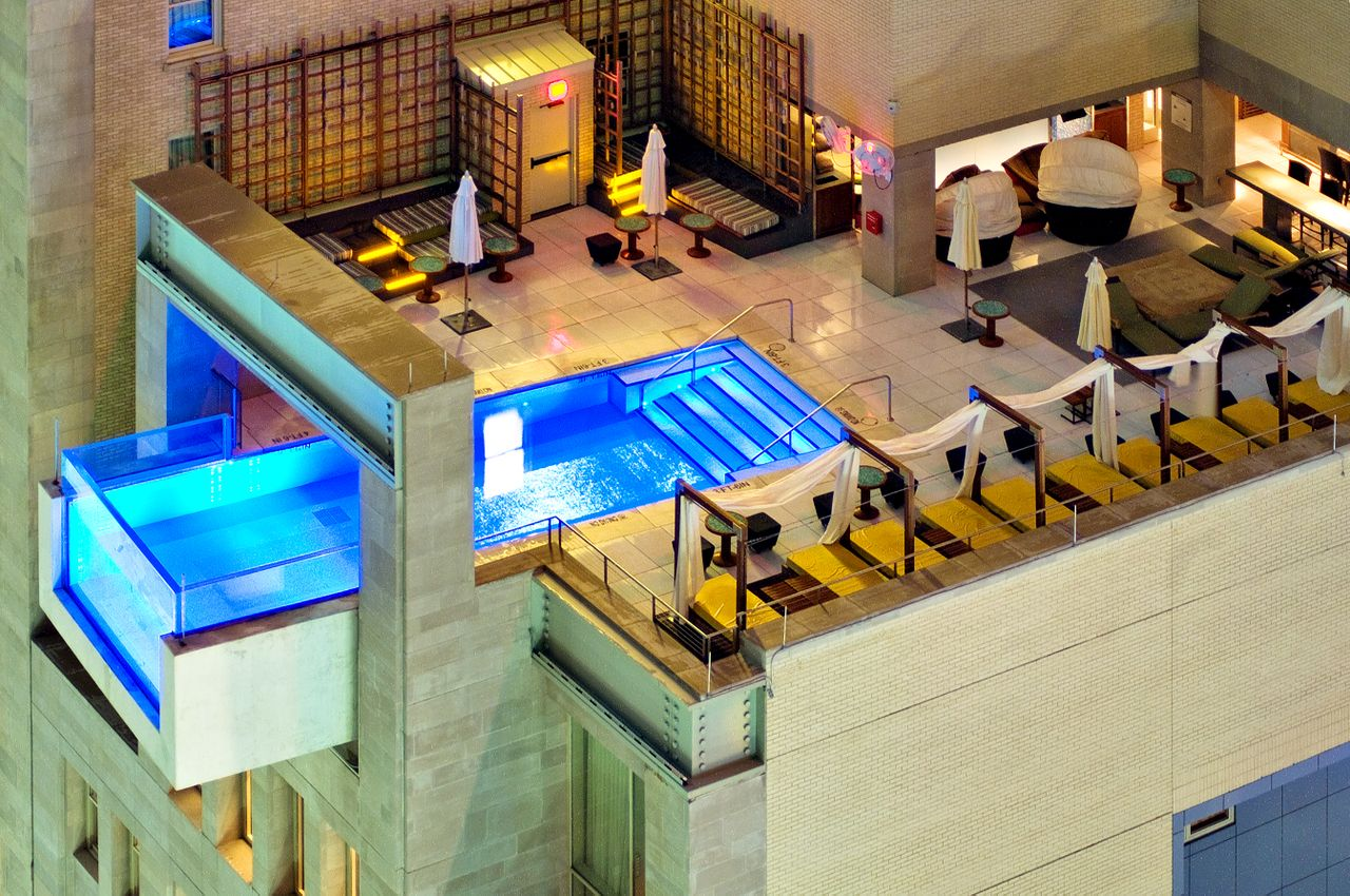 Hotel The Joule Dallas Dallas - Pool