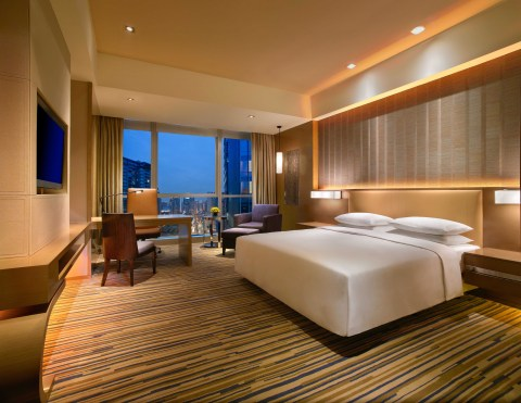 Hyatt Regency Chongqing introduces the Hyatt Regency brand to Southwest China