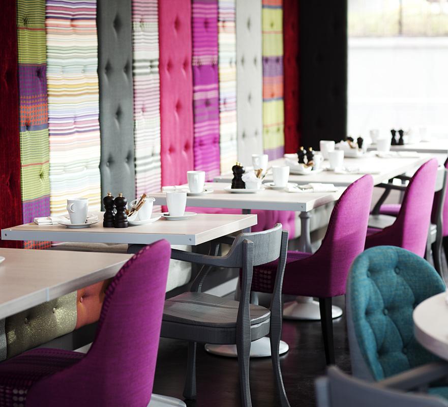 Radisson Blu Hotel Uppsala in Schweden - Restaurant