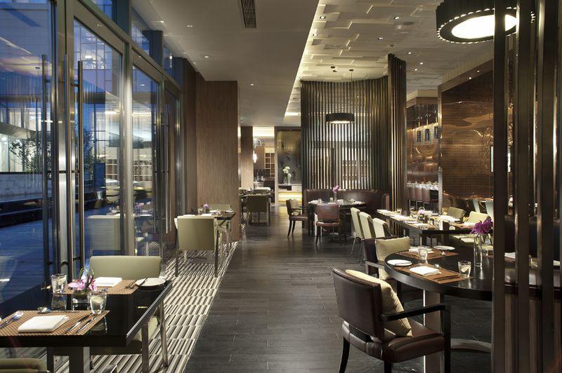 Renaissance Hotel Shanghai - Caohejing Cafe