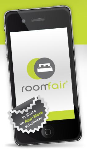 """""""Roomfair"""" ist nicht nur eine innovative Buchungstechnologie, sondern ein einzigartiges Marketingkonzept"""
