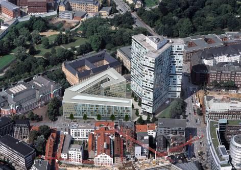 Scandic Hamburg Emporio - Bestlage in der City der Hansestadt