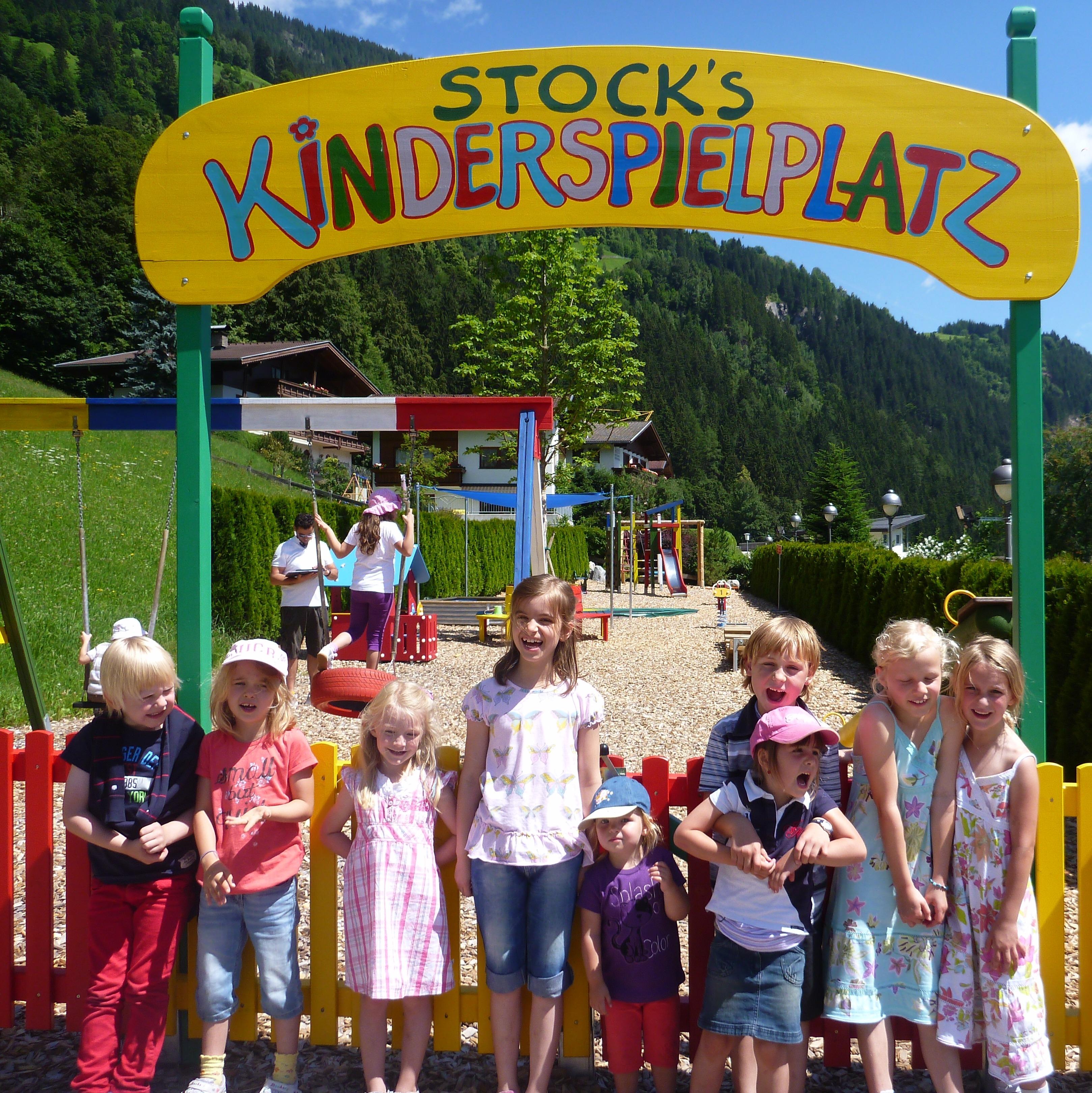 Stock Resort mit Kinderkrippe für 0-3-Jährige