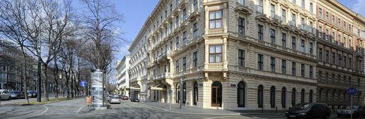 The Ritz-Carlton Vienna - Erstklassige Lage am Schubertring in Wien