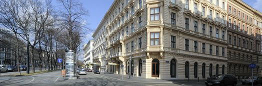The Ritz-Carlton Vienna - former Shangri La hotel project now opened