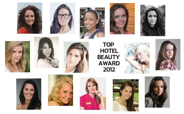 Top hotel Beauty Award 2012