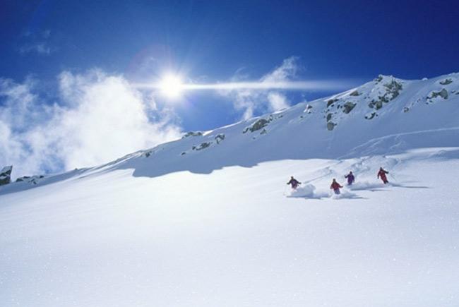 Ski Star entwickelt die Pisten im Schweizer Großprojekt Andermatt Swiss Alps