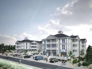 Beachmotel St. Peter-Ording: Eröffnung ist für März 2013 geplant
