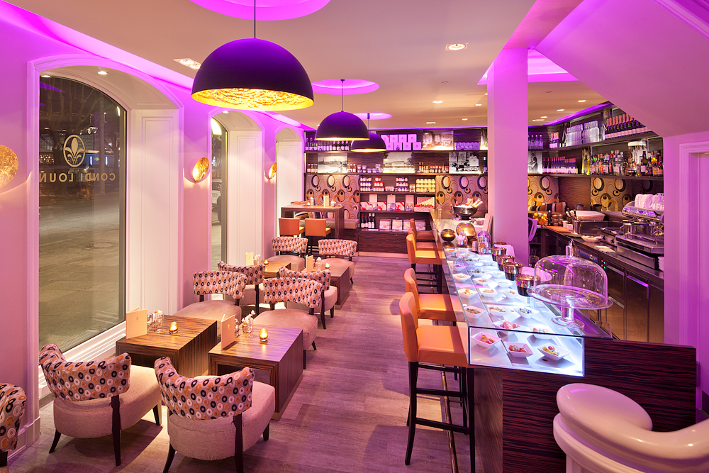 Condi Lounge - Fairmont Hotel Vier Jahreszeiten Hamburg