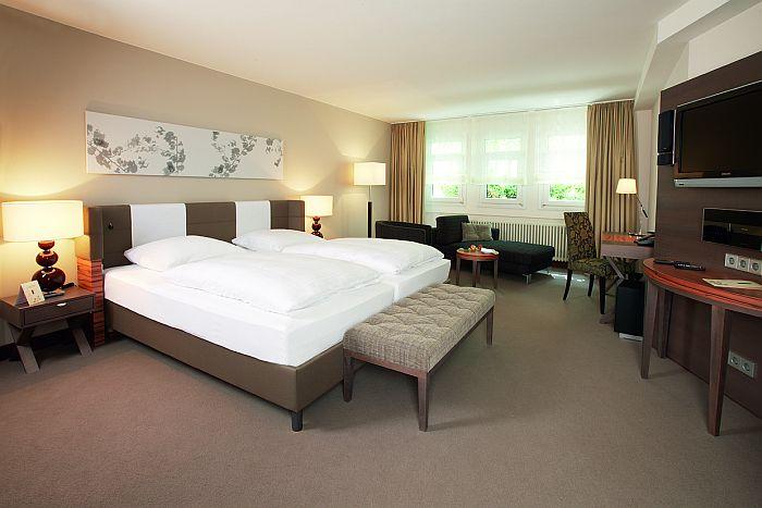 Junior Suite im Hotel Ritter Durbach (Foto: Hotel Ritter Durbach)