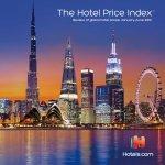 hotels.com Hotel Price Index study 2012