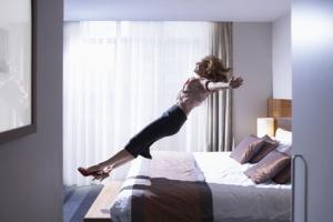 Vorfreude aufs Hotelzimmer: Mancher Hotelgast lässt gern etwas mitgehen