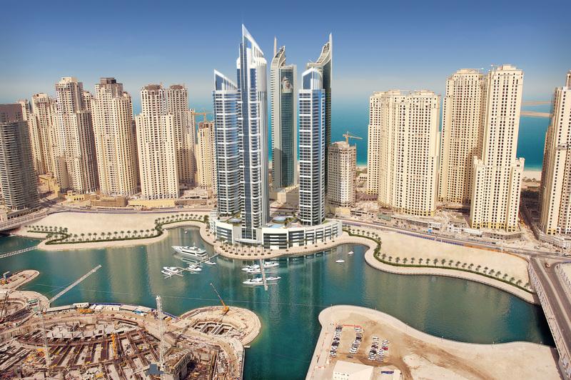 InterContinental Dubai Marina in Bay Central