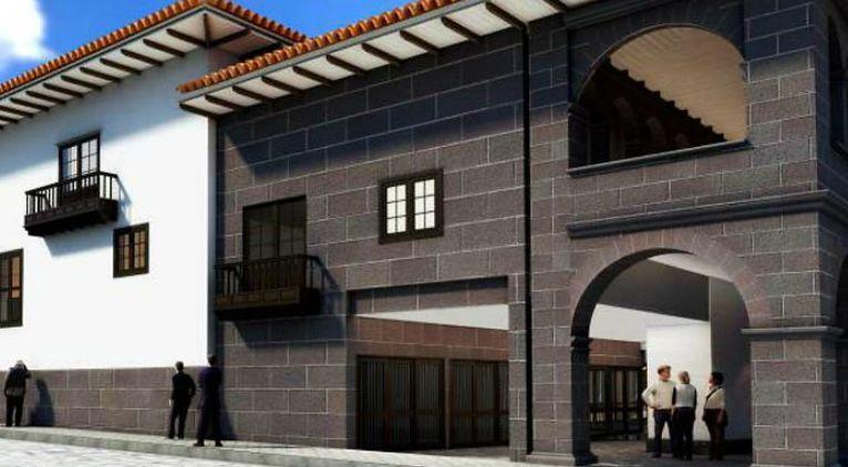 JW Marriott Hotel Cusco in Peru - Opening in October 2012