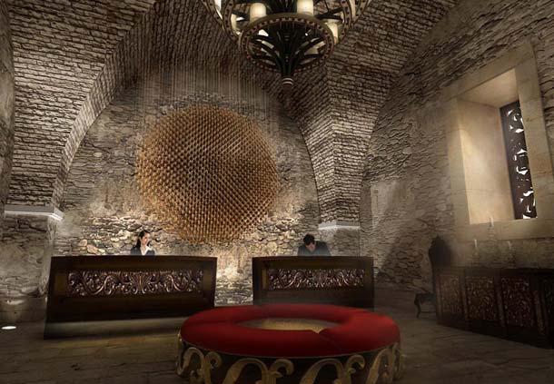 JW Marriott Hotel Cusco - Reception