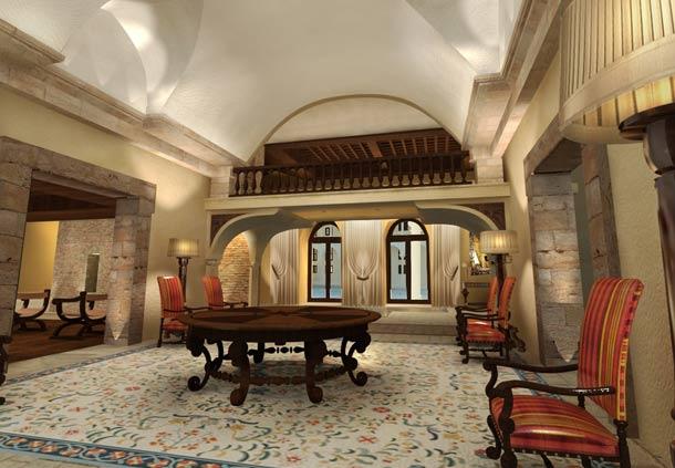 JW Marriott Hotel Cusco - Lobby