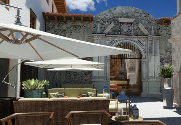 JW Marriott Hotel Cusco - Garden