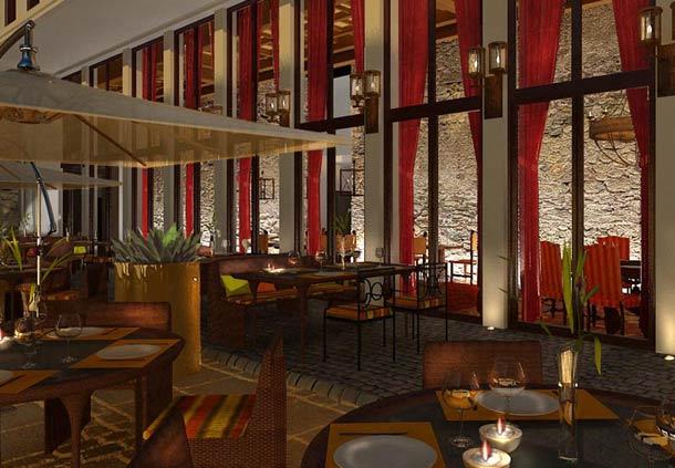 JW Marriott Hotel Cusco - Restaurant