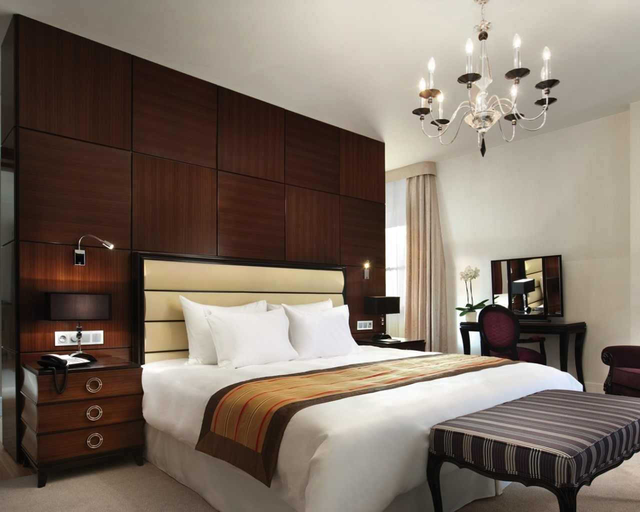 Grand Suite im Kempinski Hotel Cathedral Square Vilnius