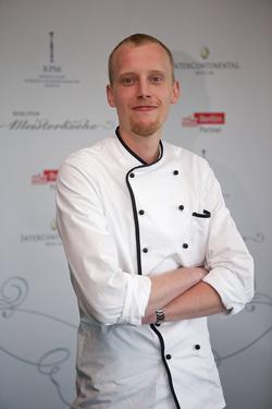 Brandenburger Meisterkoch 2012: Matthias Roesch
