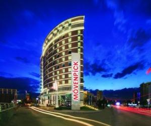 Neu eröffnetes Mövenpick Hotel Ankara - das dritte Haus der Schweizer Hotelkette in der Türkei