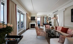 Hotel Sacher Wien: Pelléas et Mélisande Presidential Suite