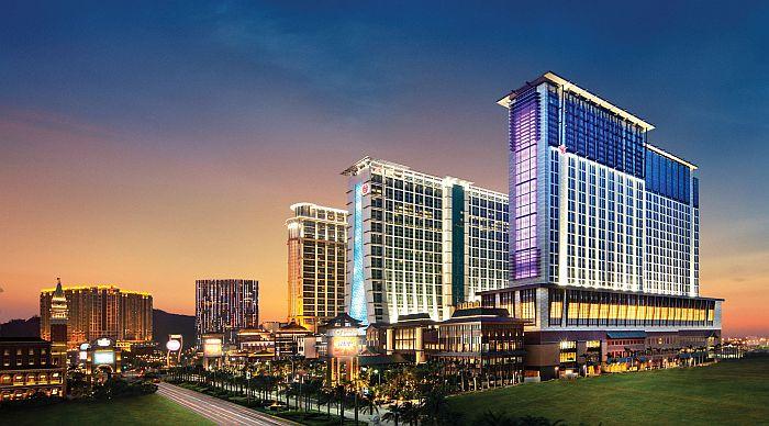 Neu eröffnetes Sheraton Macao Hotel: Mit 3.896 Zimmern das größte der Starwood-Hotelmarke