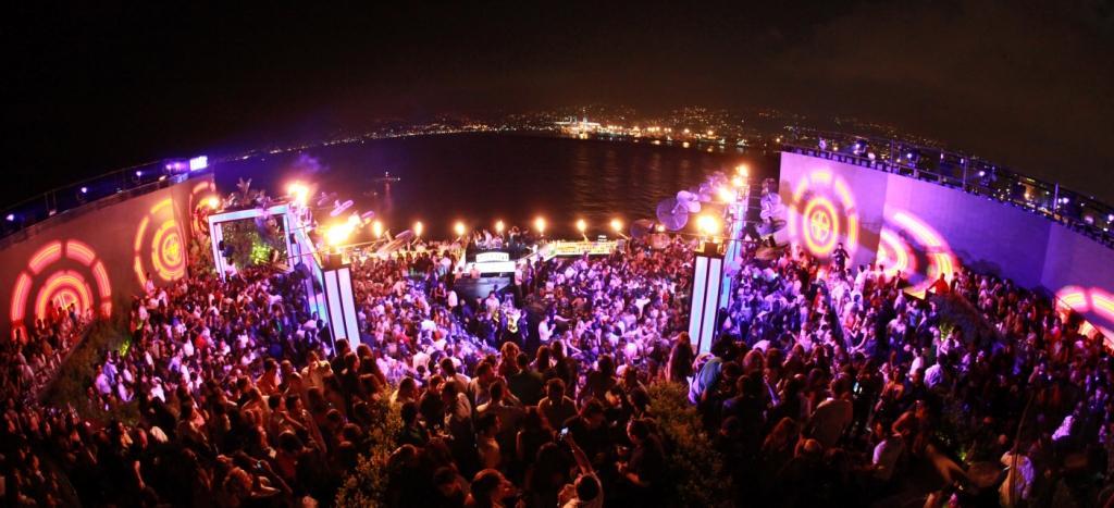 """""""Skybar"""": Heiße Partynächte in Beirut"""