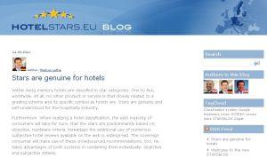 Starsblog