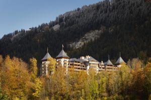 The Alpina Gstaad - Eröffnung ist am 01. Dezember 2012