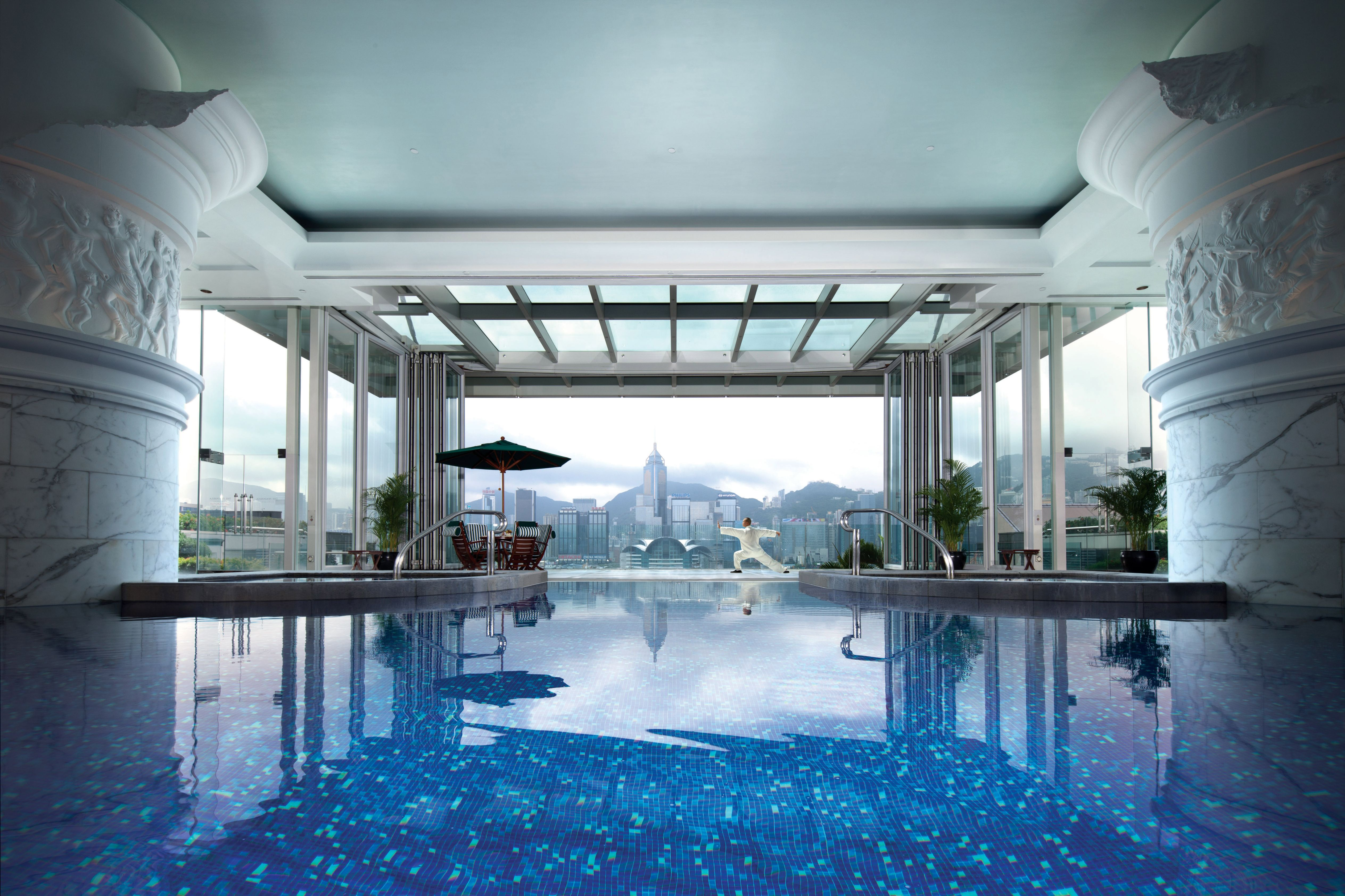 The Peninsula Hong Kong – Pool