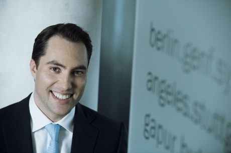 HRS-Chef Tobias Ragge ist Travel Industry Manager 2012