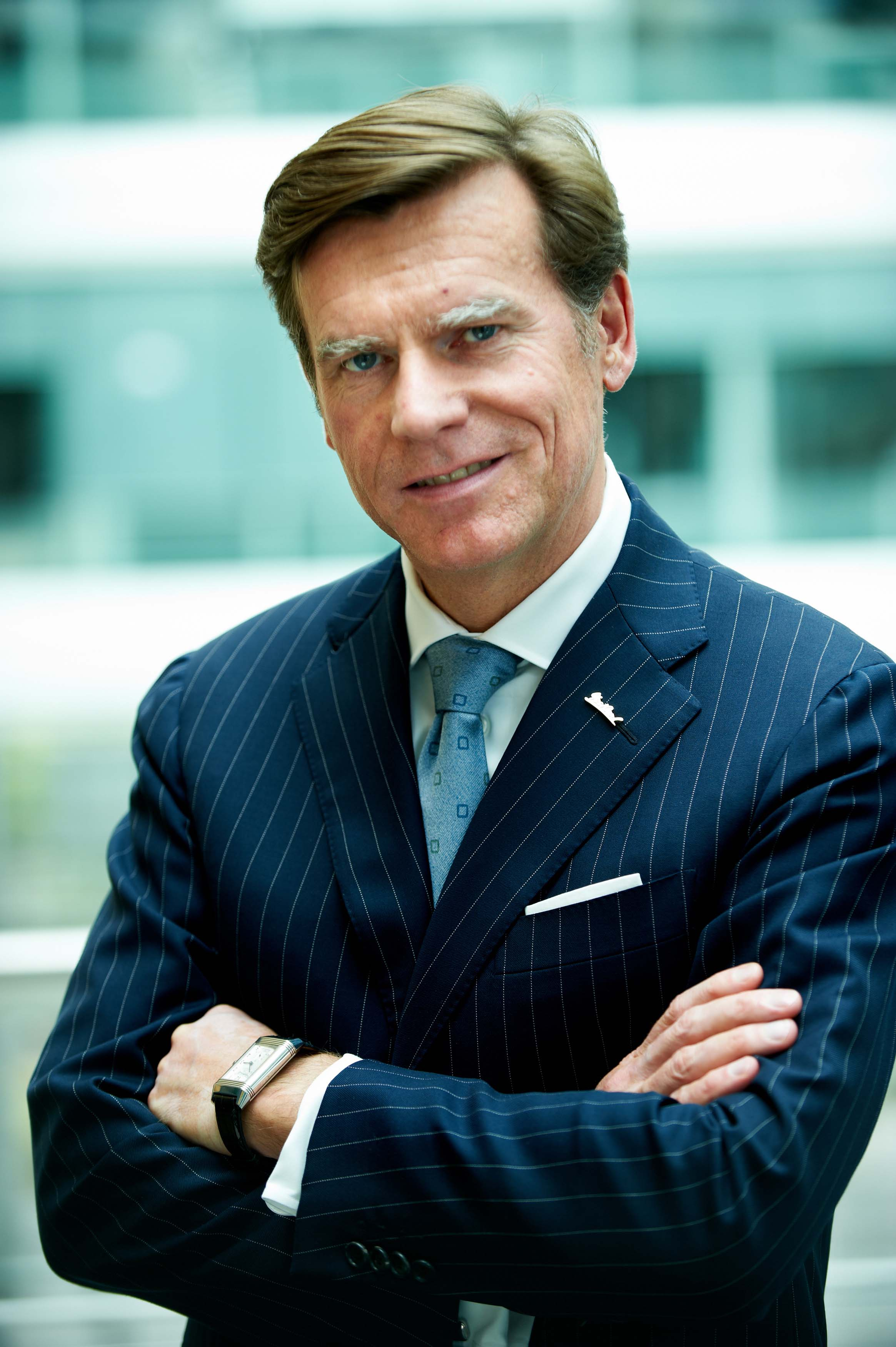 Wolfgang M. Neumann, Executive Vice President & Chief Operating Officer von Rezidor