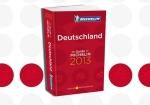 Cover Guide Michelin Deutschland 2013