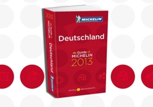 Cover Guide Michelin Deutschland 2013